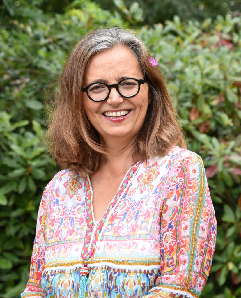 Isabelle HOUGRON, praticienne en Chi Nei Tsang